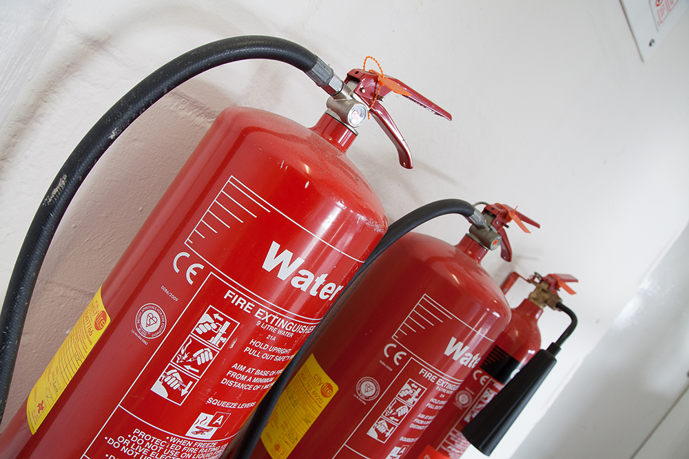 our fire extinguisher services