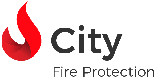 City Fire Protection Logo