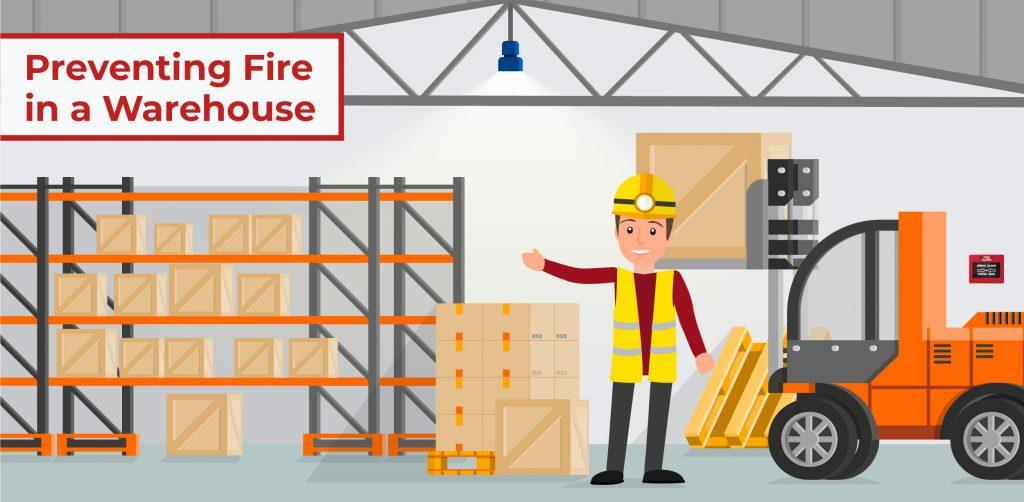 Fire Safety In A Warehouse